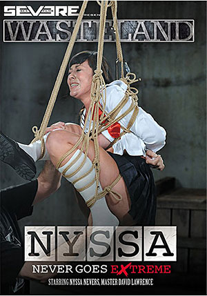 Nyssa Never Goes Extreme
