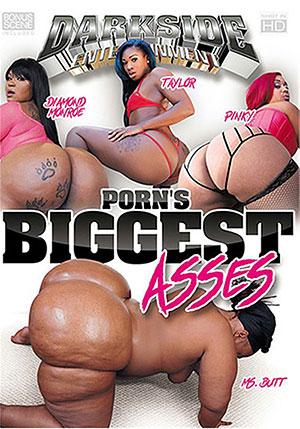 Porn's Biggest Asses