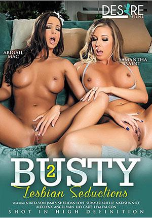 Busty Lesbian Seductions 2