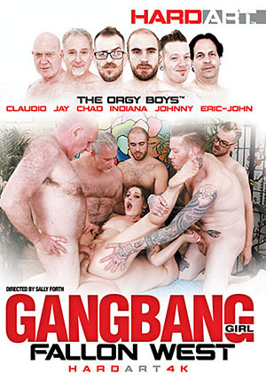Gangbang Girl 1 Fallon West