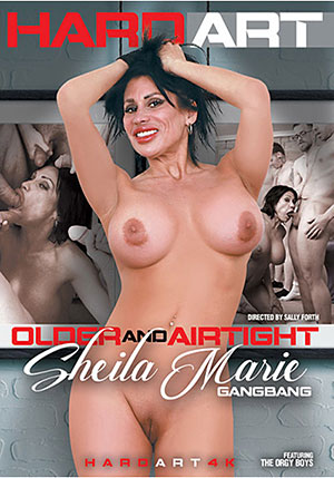 Older And Airtight Sheila Marie Gangbang