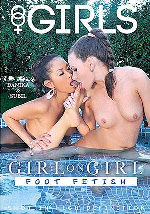 Girl On Girl Foot Fetish