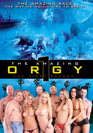 The Amazing Orgy 1