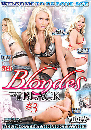 Blondes Take It Black 3