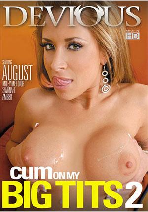 Cum On My Big Tits 2