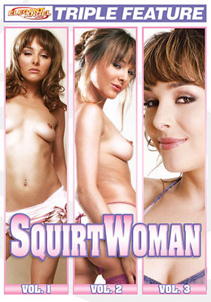 Squirtwoman 1-3 (3 Disc Set)