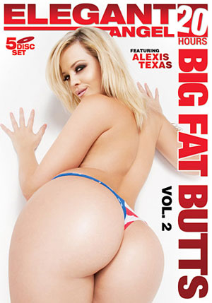 Big Fat Butts 2 (5 Disc Set)