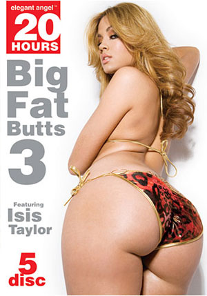 Big Fat Butts 3 (5 Disc Set)