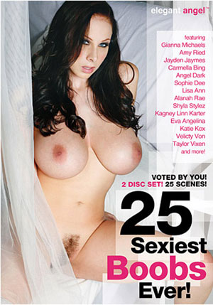 25 Sexiest Boobs Ever (2 Disc Set)