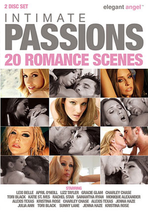 Intimate Passions 1 (2 Disc Set)
