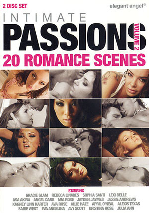 Intimate Passions 2 (2 Disc Set)