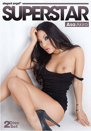 Superstar: Asa Akira (2 Disc Set)