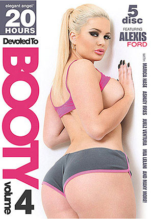 Devoted To Booty 4 (5 Disc Set)