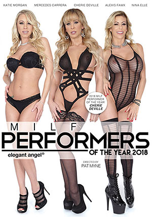 MILF Performers Of The Year 2018