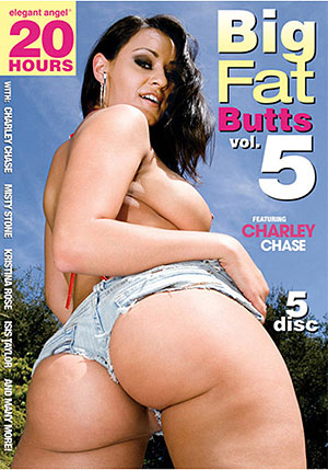 Big Fat Butts 5 (5 Disc Set)