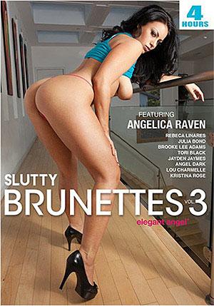 Slutty Brunettes 3