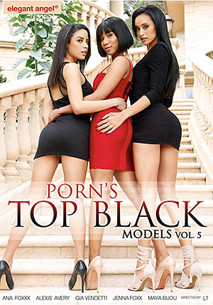 Porn's Top Black Models 5