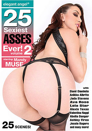 25 Sexiest Asses Ever 2