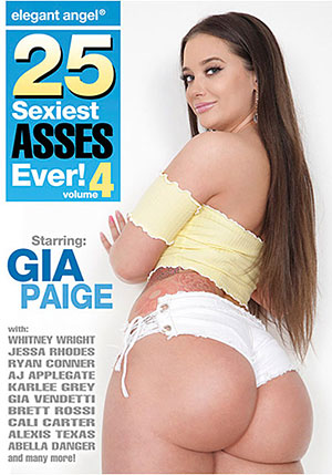 25 Sexiest Asses Ever 4