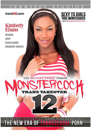 Monstercock Trans Takeover 12