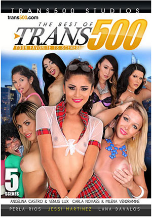 The Best Of Trans 500 1