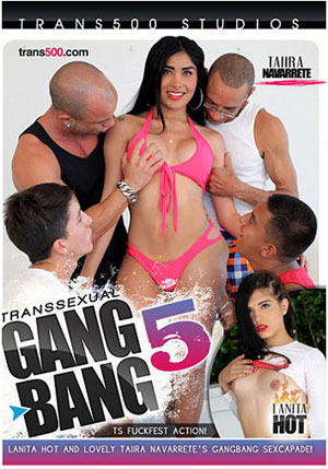 Transsexual Gang Bang 5