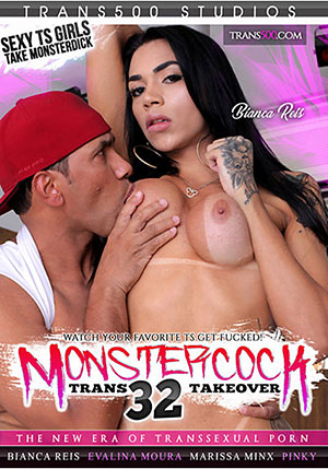 Monstercock Trans Takeover 32