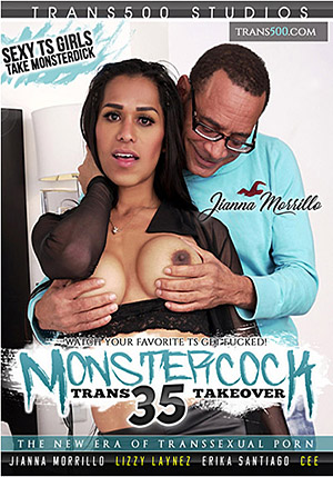 Monstercock Trans Takeover 35