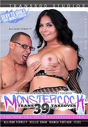 Monstercock Trans Takeover 39