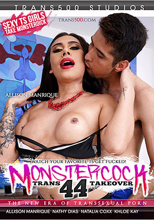 Monstercock Trans Takeover 44