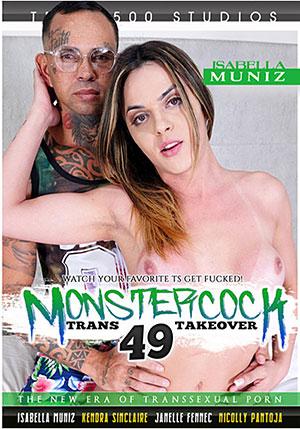 Monstercock Trans Takeover 49