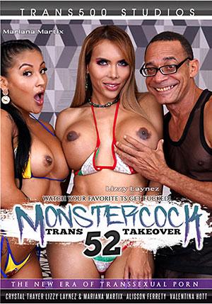 Monstercock Trans Takeover 52