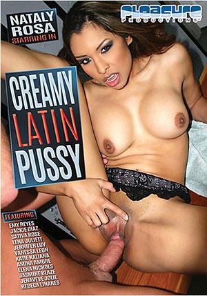 Creamy Latin Pussy
