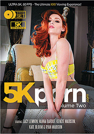 5K Porn 2 (2 Disc Set)