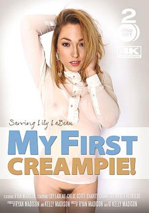 My First Creampie (2 Disc Set)