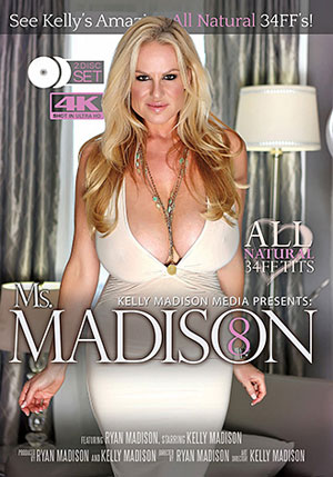 Ms. Madison 8 ^stb;2 Disc Set^sta;