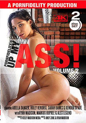 Porn Fidelity's Up My Ass 2 (2 Disc Set)