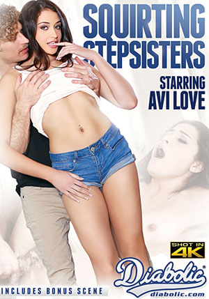 Squirting Stepsisters