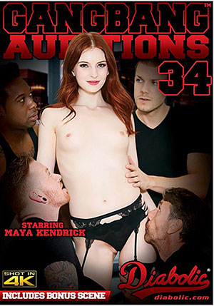Gangbang Auditions 34