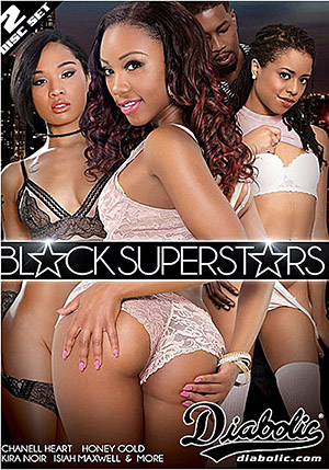 Black Superstars (2 Disc Set)
