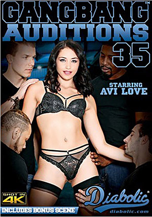 Gangbang Auditions 35