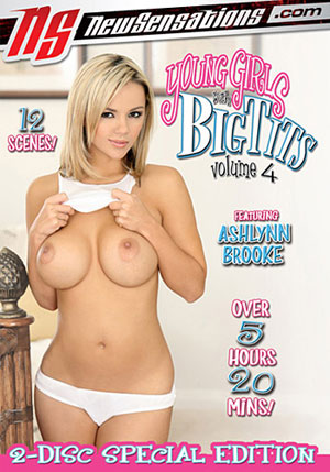 Young Girls With Big Tits 4 (2 Disc Set)