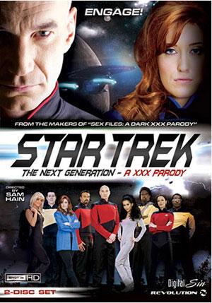 Star Trek The Next Generation: A XXX Parody (2 Disc Set)