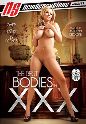 The Best Bodies In XXX 1 (2 Disc Set)