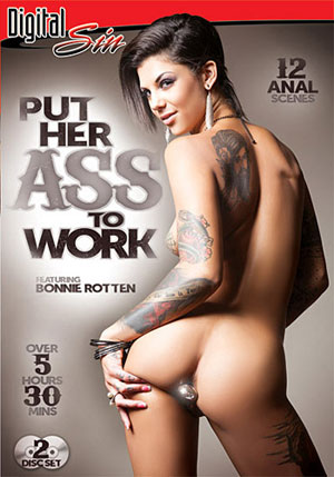 Put Her Ass To Work (2 Disc Set)