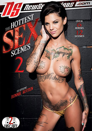 The Hottest Sex Scenes 2 (2 Disc Set)