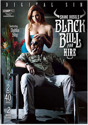 Shane Diesel's Black Bull For Hire 1