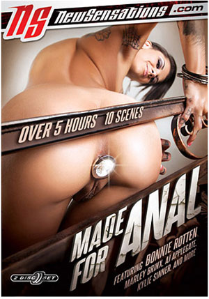 Made For Anal (2 Disc Set)