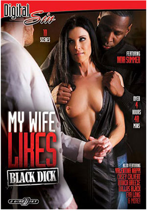 My Wife Likes Black Dick (2 Disc Set)