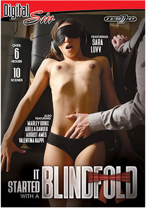 It Started With A Blindfold (2 Disc Set)